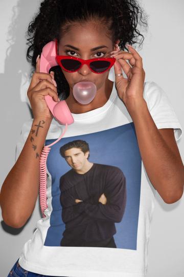 Friends T-Shirt – Ross Geller