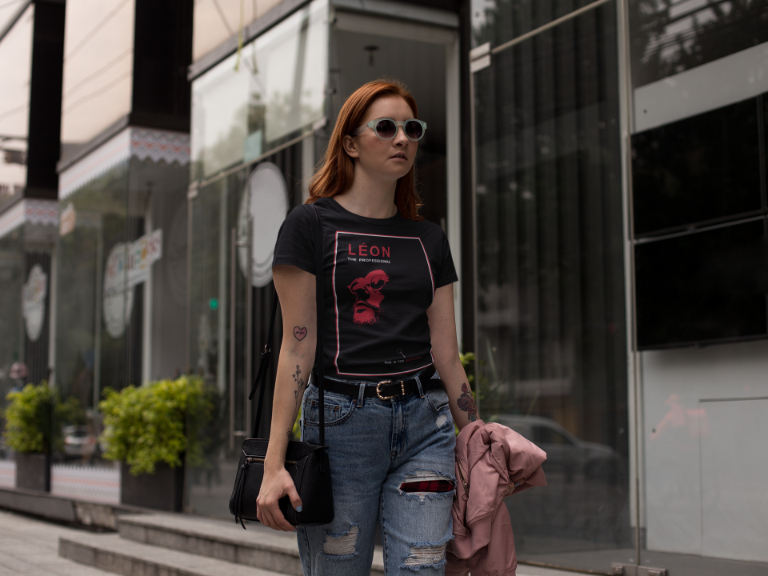 Léon T-Shirt - For Mathilda