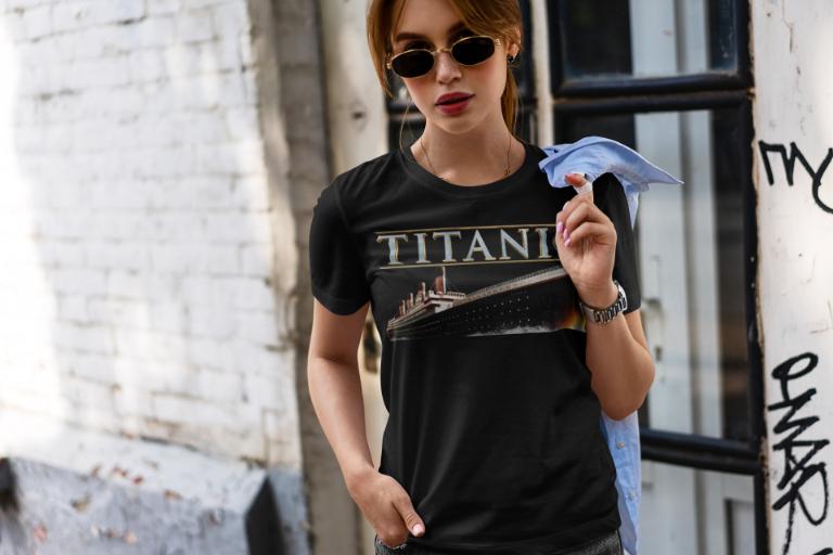 Titanic T-Shirt - Titanic Ship
