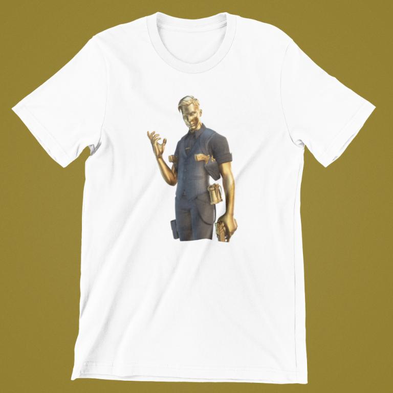 Fortnite T-Shirt - Midas