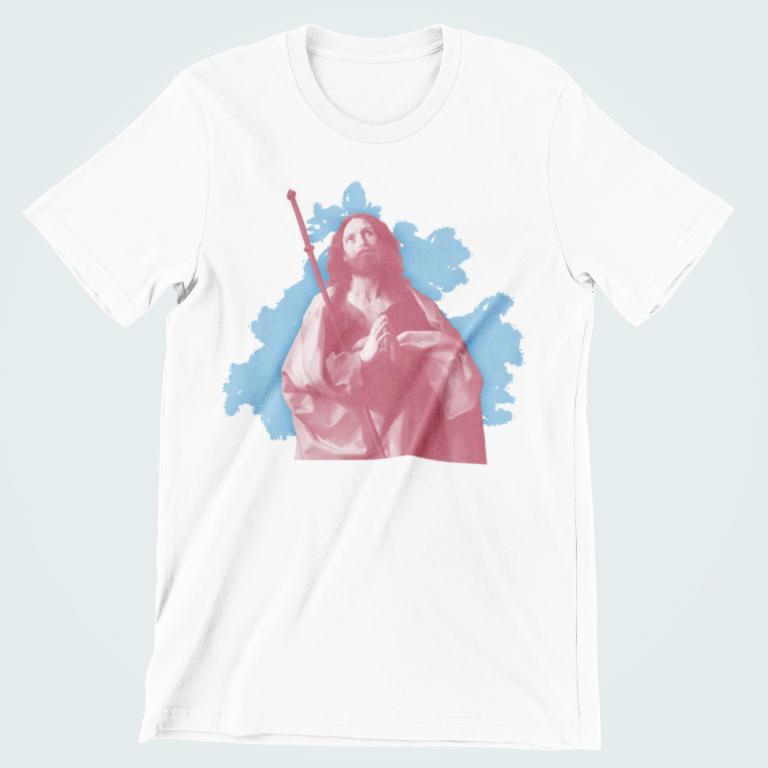 Jesus T-Shirt - Praying Up