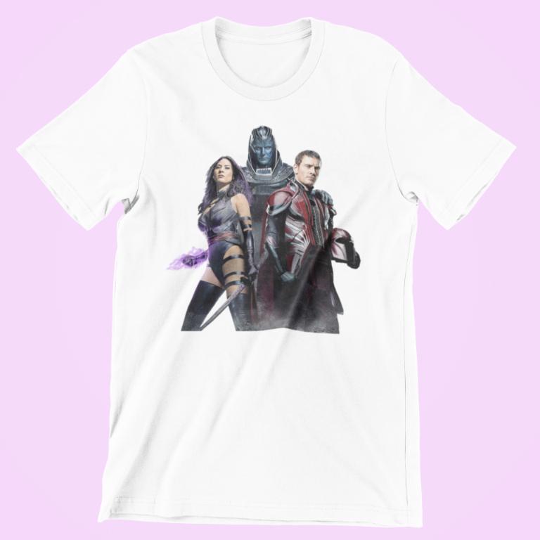 X-Men T-Shirt - Villains of the Apocalypse
