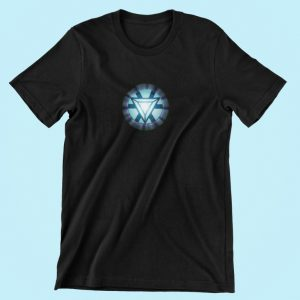 Iron Man T-Shirt - Arc Reactor