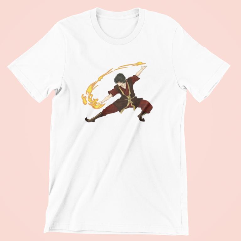 Avatar The Last Airbender T-Shirt - Prince Zuko